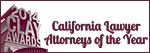 California Lawyer Attorneys of the Year