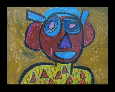 Red Face by Vincent Jackson